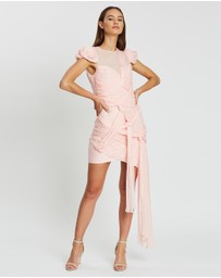 Thurley - Reflection Wrap Dress