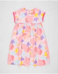 Billieblush - Woven Dress - Kids