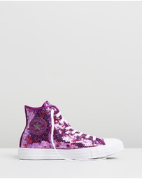 Converse - Chuck Taylor All Star Sequinned High Top