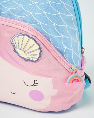 Izoa Kids Mermaid Backpack - Bags (Blue)