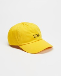 Vans - Curved Bill Jockey Cap