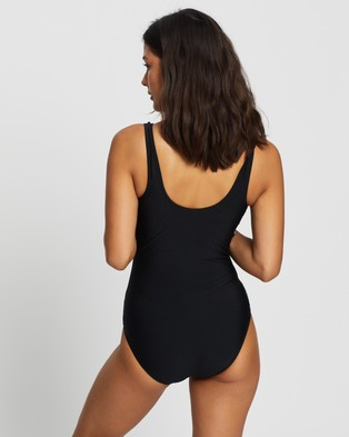 Zoggs Serenity Scoopback One Piece - One-Piece / Swimsuit (Multi & Black)