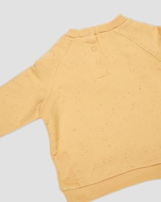 Cotton On Baby Harley & Tatum Tracksuit Babies Sweats Vintage Honey Chutney Nep