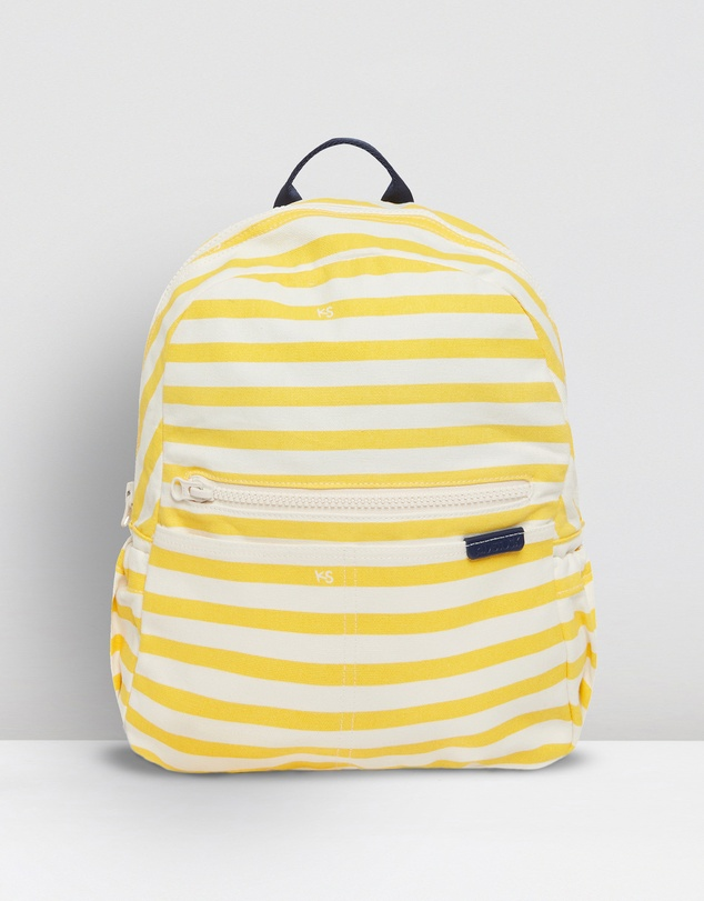 KID STOCK - Super Stripe Backpack