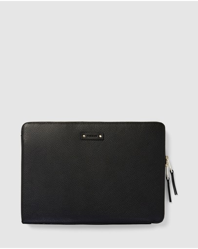 Kinnon Stark Laptop Sleeve Black