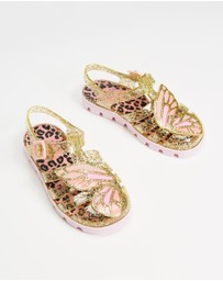 Sophia Webster - Butterfly Jelly Sandals - Kids