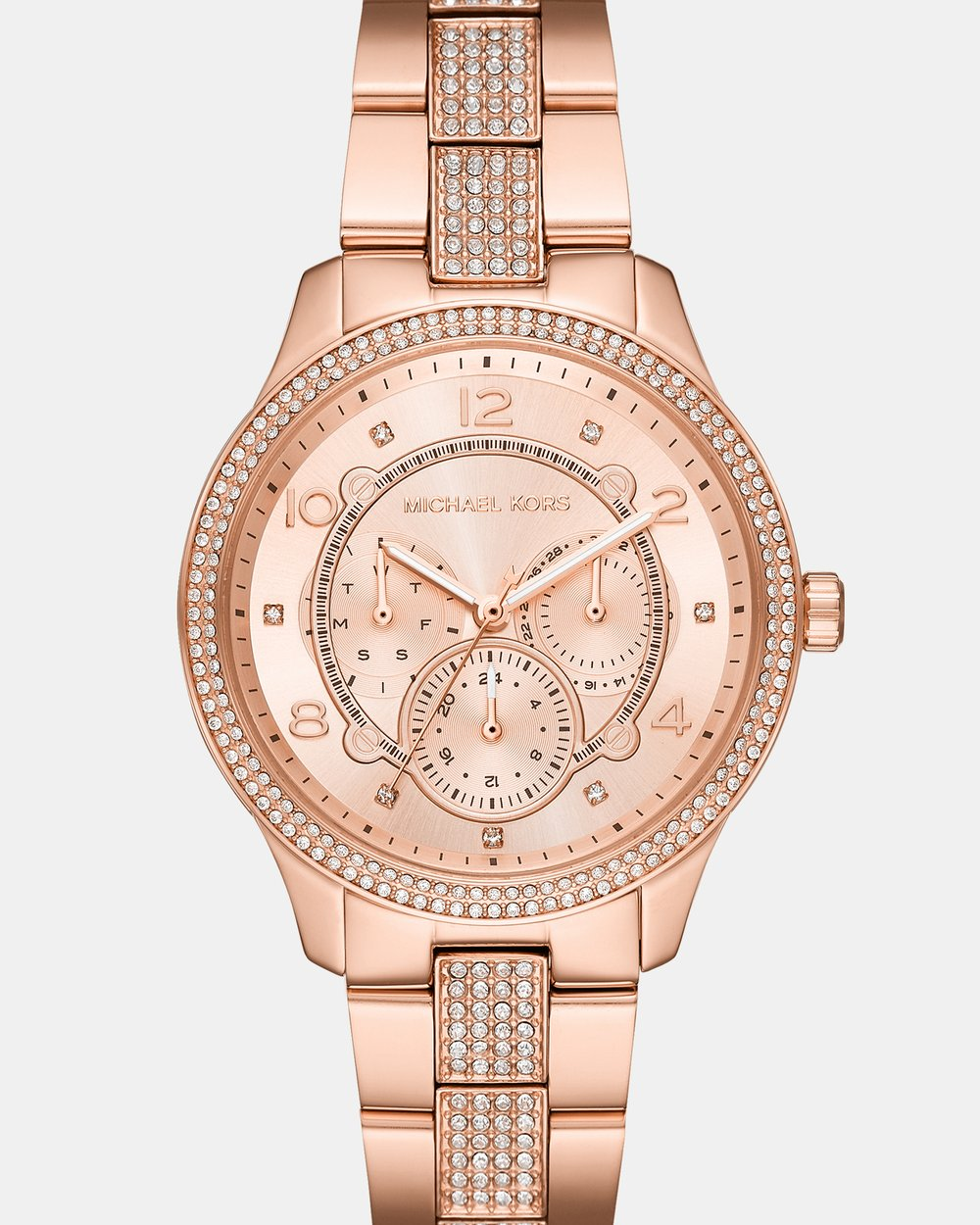 2775e7247f41 Runway Rose Gold-Tone Analogue Watch by Michael Kors Online