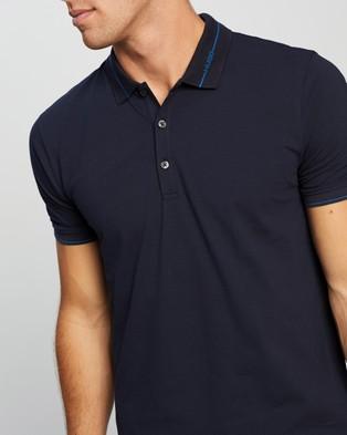 HUGO Demoso Polo - Clothing (Dark Blue)