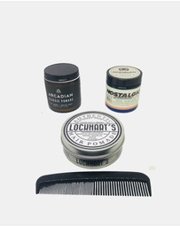The Pomade Shop - The Pomade Shop Essential Oil Based Pack