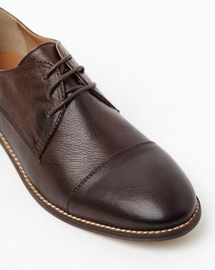 Croft Ari - Dress Shoes (Choc)