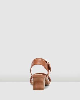 Hush Puppies Olivia - Sandals (Tan)