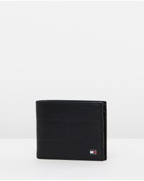 Tommy Hilfiger - Corporate Slim Leather Wallet