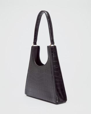 Willa - Fulton Bag - Handbags (Black) Fulton Bag
