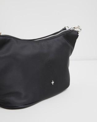 PETA AND JAIN Parker - Handbags (Black Nylon)