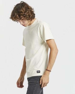 Dr Denim - Derek Tee Short Sleeve T-Shirts (Shell)