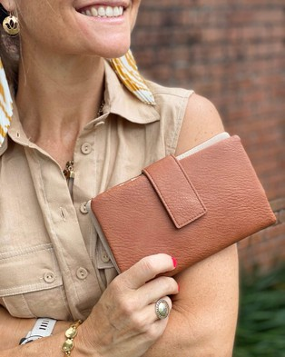 Louenhide Bailey Wallet - Wallets (Tan)