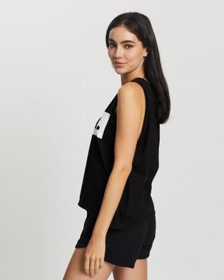 Cartel & Willow Cartel Tribe Tank - T-Shirts & Singlets (Black)