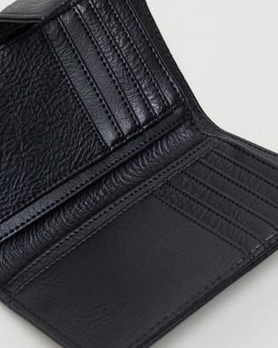 MATT & NAT Motiv Small - Wallets (Black)