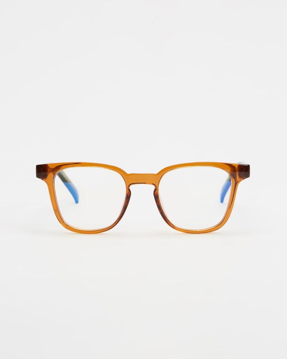The Book Club Twelve Hungry Bens Optical Clay Spruce