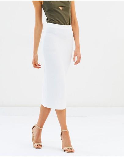 5009334f6c White Pencil Skirts | White Pencil Skirt Online | Buy White Pencil Skirts  Australia |- THE ICONIC