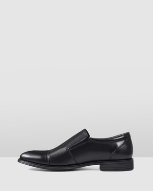 Julius Marlow Equal - Dress Shoes (Black)