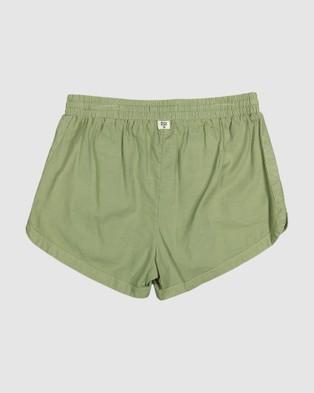 Billabong Mad For You Short - Shorts (GREEN TEA)