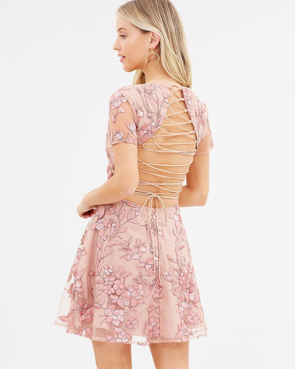 e034cb371bc1 Saskia Dress by Twosister's The Label Online | THE ICONIC | Australia