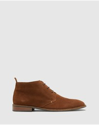 Oxford - Moe Suede Chukka Boots