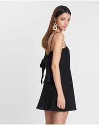 ICONIC EXCLUSIVE - Havana Nights Mini Dress