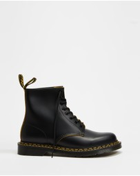 Dr Martens - 1460 Double Stitch 8-Eye Boots - Men's