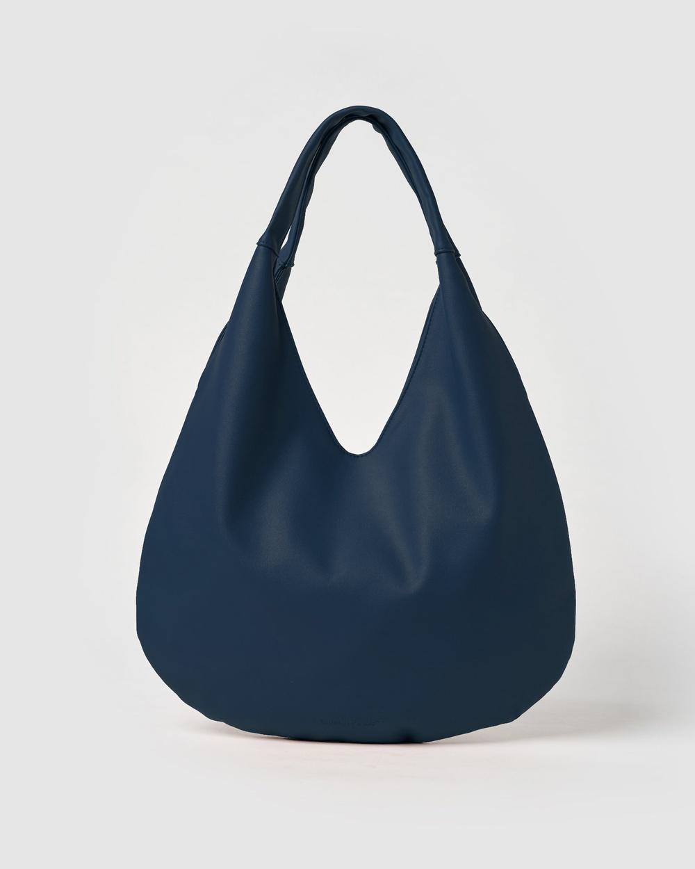Urban Originals Flashback Hobo Bags Navy
