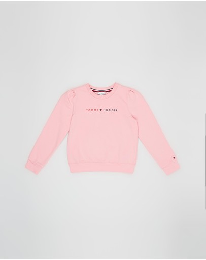 Tommy Hilfiger - Essential Crew Sweatshirt - Kids