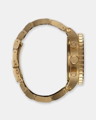 Nixon - 51 30 Chrono Watch - Watches (All Gold) 51-30 Chrono Watch