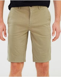 BOSS Orange - Schino Slim Fit Shorts