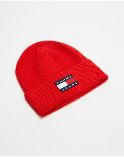 Tommy Jeans - Heritage Beanie