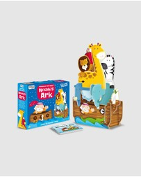 Sassi - Assemble and Build 3D Noah's Ark Book Set