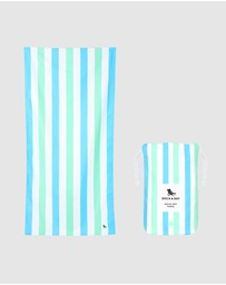Dock & Bay - Large Fast Dry Beach Towel