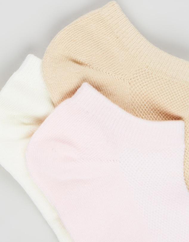 Women 6 Pack Ankle Socks