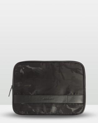 Cobb & Co Lance Laptop Sleeve - Satchels (black)