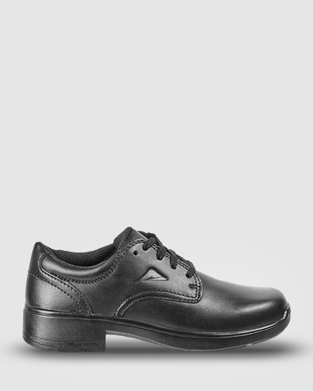 Ascent Adiva 2 B Width School Shoes Black Australia