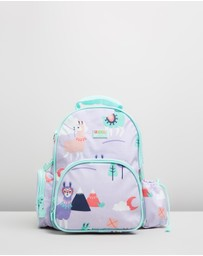 Penny Scallan - Loopy Llama Medium Backpack