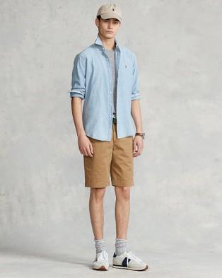 Polo Ralph Lauren Chambray Sport Shirt - Casual shirts (Blue)