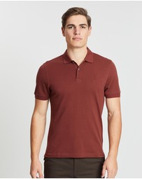 Kent and Curwen - Classic Plain Polo Shirt
