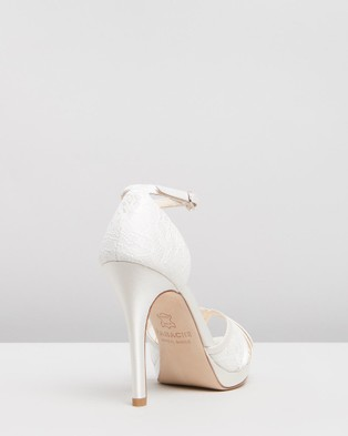 Panache Bridal Shoes Richelle Heels - Heels (Ivory)