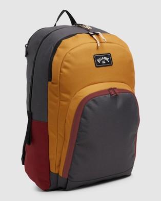 Billabong Command Backpack - Backpacks (GOLD)