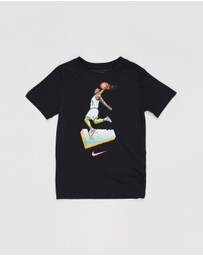 Nike Kids - Dry B-Ball Hero Tee - Teens