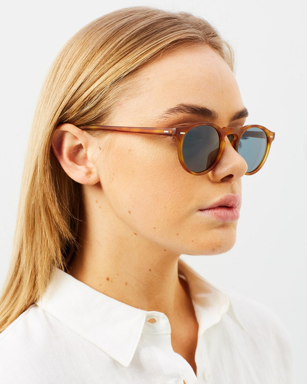 7980ddd03e Gregory Peck Sun by Oliver Peoples Online