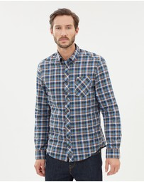 Ben Sherman - Multicoloured LS Gingham Shirt