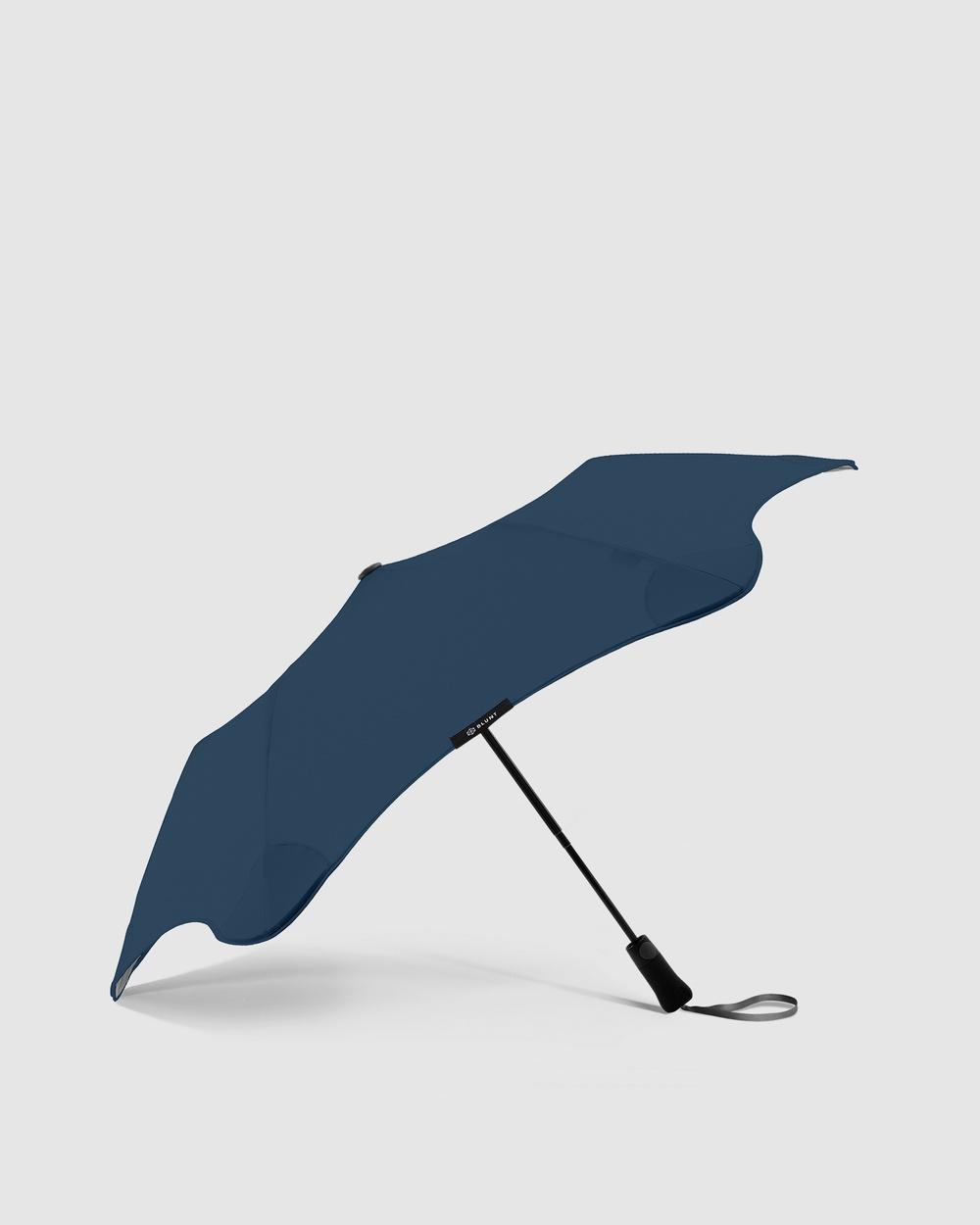 BLUNT Umbrellas Blunt Metro Umbrella Accessories Navy