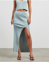 Bec + Bridge - Margot Knit Midi Skirt